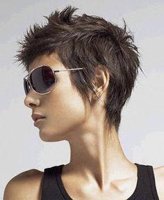 Short Hair | Edgy Layers #hairstyles #choppy #sexy #edgy #paulmitchellschools #pmtsknoxville