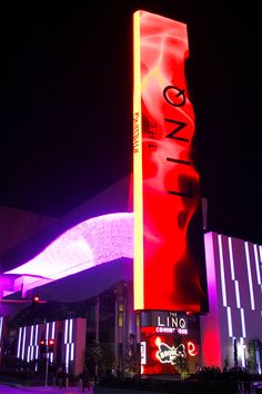 The Linq, a new shopping and entertainment district.