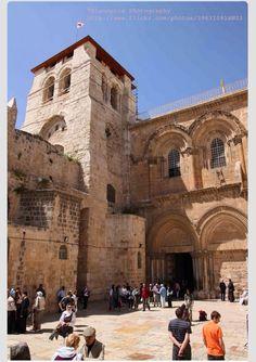 The Holy Sepulchre - Jerusalem