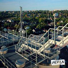 Przy jakiej ulicy w Lublinie mieści się produkcja Perły?