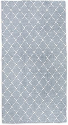 Alice & Fox Matta Square Dots, Dusty Blue