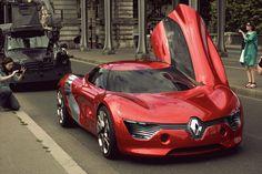 New Renault DeZir