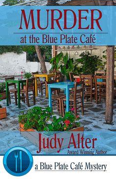 Murder at the Blue Plate Café (A Blue Plate Café Mystery Book 1)