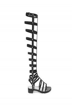 #StuartWeitzman #Summer2016 #shoes #sandalgladiatore http://www.theauburngirl.com/sandali-gladiatore-un-must-di-stagione-ma-non-per-tutte/