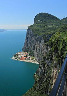 Campione del Garda, Lake Garda, province of Verona Veneto region Italy
