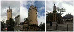 Eschenheimer Turm Frankfurt