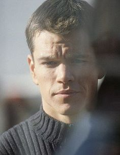 "Matt Damon en ""El Caso Bourne"" (The Bourne Identity), 2002"
