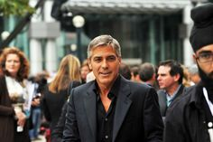 """""""When you go to Detroit you see a town that is resilient, that's just fighting to win again, and there's an energy to that. Just watching a city really fighting to get back on its feet and watching the inner strength of a city is tremendous.""""  -- George Clooney"""