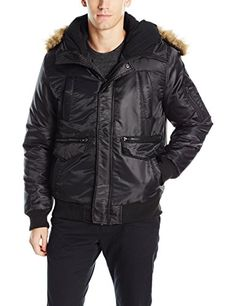 Southpole Men Jackets / Lightweight Jacket Bomber black XL Southpole Men Lightweight Jacket in black. Bomber in original Southpole-quality. Made of Shell: 100% polyester,Padding: 100% polyester,Lining: 100% polyester (see article (Barcode EAN = 0889531224778) http://www.comparestoreprices.co.uk/december-2016-5/southpole-men-jackets--lightweight-jacket-bomber-black-xl.asp