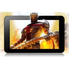 Window N70S Dual Core 1.6Ghz 1GB RAM 7.0 Inch Android 4.1 HDMI Flash11.0 HTML5.0 Tablet PC - 8GB  http://www.ownta.com/index.php?dispatch=products.view_id=94017