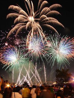 Are you going to watch fireworks? If so where is your favorite spot?