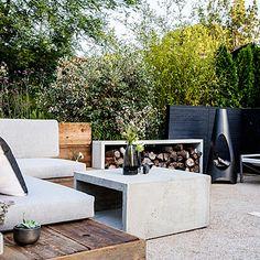 Ideas for a Sleek Urban Garden - Sunset