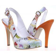 Pantofi de dama Cherry Dream