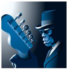Get your ♪BLUES♫ on... 28 tracks including music by B.B. King, Big Joe Turner and John Lee Hooker. A slimmed down history of need to know names of the Blues genre. Enjoy. ~PeAcE~