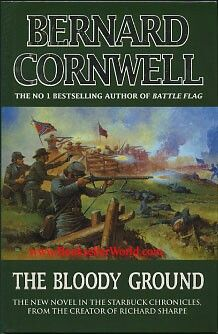 Bloody Ground by Bernard Cornwell