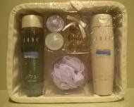 Luxe Sweet Lavender Bath and Body Gift Set