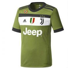 bd01b7c3d 17-18 Juventus Third Away Green Soccer Jersey Shirt is hot selling. Jersey  Shirt