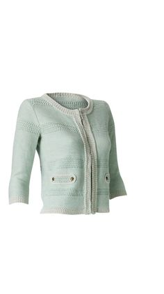 3/25 - Society Sweater - Sweaters - CAbi Spring 2013 Collection - $128