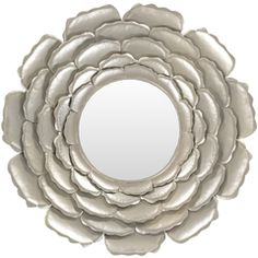 Surya Wall Mirror: M