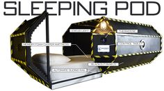 While most YouTubers do a simple unboxing video of mattresses in exchange for a Casper sponsorship, the Hacksmith team had a better idea. They decided to go all out and take as much sleep-assist technology — and build the ultimate sleeping chamber — designed after a futuristic apocalypse style cryo-stasis pod of course! Their main …