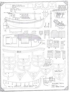www.gemimodelciligi.com taka.htm Wooden Model Boats, Wooden Boats, Model Ship Building, Boat Building, Black Pearl Ship, Scale Model Ships, Wooden Toy Cars, Bed Frame Design, Model Boat Plans