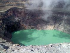 ¡Volcán Ilamatepec,Santa Ana, El Salvador!