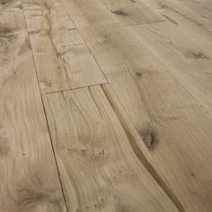 Unfinished oak flooring - Hardwood floors are common in homes. If kept in good condition, hardwood floors add a nice aesthetic design to most households.