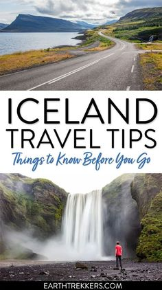 Travel tips and advice for Iceland, including cost, car rental, driving on F-roads, best SIM cards, best places to visit, and more. #iceland #traveltips #traveladvice