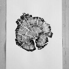 Put a piece of #yellowstone on your wall. #lintonart #lintonart #treeringprints #Treelovers #interiorart #hotelart #apartmenttherapy #Officedesign #giftsforhim #giftsforher #etsyseller #yellostonenationalpark #nationalparkart