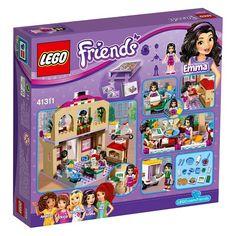 Bộ đồ chơi Lego Friends 41311 mô hình Tiệm Bánh Pizza Heartlake