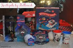 Gift ideas from Northpole by Hallmark! New tradition for the kids the night BEFORE the night before Christmas! #NorthpoleFun #ad #cbias