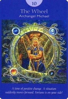 Angel Tarot by Doreen Virtue