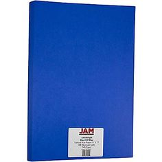 buy jam paper x brite hue recycled paper astrobright blast off blue 100 sheetspack at staples low price or read customer reviews to learn more