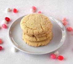 Sugar Cookie recipe (from Taking On Magazines One Recipe at a Time: America's Test Kitchen)