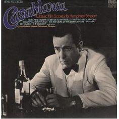 Casablanca - Classic Film Scores for Humphrey Bogart