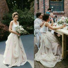 Low Key Wedding Dress, Western Wedding Dresses, Sexy Wedding Dresses, Casual Wedding, Wedding Attire, Boho Wedding, Bridal Dresses, Wedding Gowns, Alternative Wedding Dresses