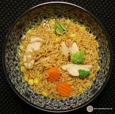 #1329: Vifon Oriental Style instant Noodle Mi Ga Chicken Flavour | The Ramen Rater