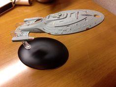 U.S.S. Voyager NCC-74656