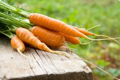 Soup That Makes You Smarter - I don't bother steaming the carrots, I just cook them in the broth till they are soft.