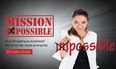 Mission POSSIBLE t shirt design