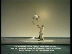"En Veu Alta ""La tempestat"" de Shakespeare. (1) Direcció de Giorgio Strehler - YouTube"