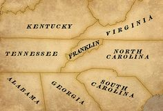 OnDecember 22, 1789,North Carolina formally ceded six western counties to the Continental Congress, leading to the eventual establishment of the new state of Tennessee. Settlement of the western ...