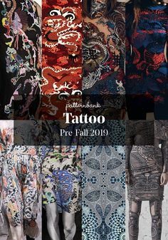 Pre-Fall 2019 Print and Pattern Highlights – Part 2 | Patternbank