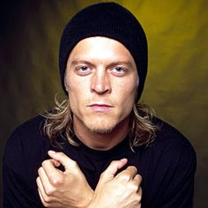 Wes Scantlin Lead singer of Puddle of Mudd
