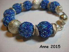 Blueberry Pie -Das Armband