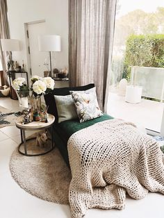 Bianca Ingrosso » MY SECOND HOME Cool Rooms, Villa, Interior Design Inspiration, Interior And Exterior, Living Room Decor, Family Room, Interior Decorating, Sweet Home, House Design