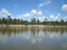Porto Seguro - Fazenda Frente Mar Ilhas Terreno Ilha Paradisíaca  a 20min de barco de Canavieiras e 40min #paraiso #ilhas #praias