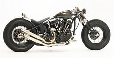 The Gasbox : 1949 Panhead