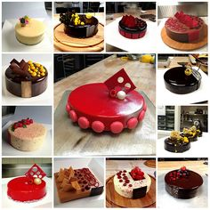 Regis Bal Harbour: For Discerning Travelers Indifferent to the South Beach Party Scene - Leading Hotels Online Fancy Cakes, Mini Cakes, Fun Desserts, Delicious Desserts, Drop Cake, Decoration Patisserie, Modern Cakes, Indian Dessert Recipes, Bakery Cafe