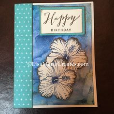I am starting this post on Tuesday but it will be Wednesday before I finish it. The day got away from me and I just didn't finish in time. This technique uses cardstock, craft glue, ink and a…